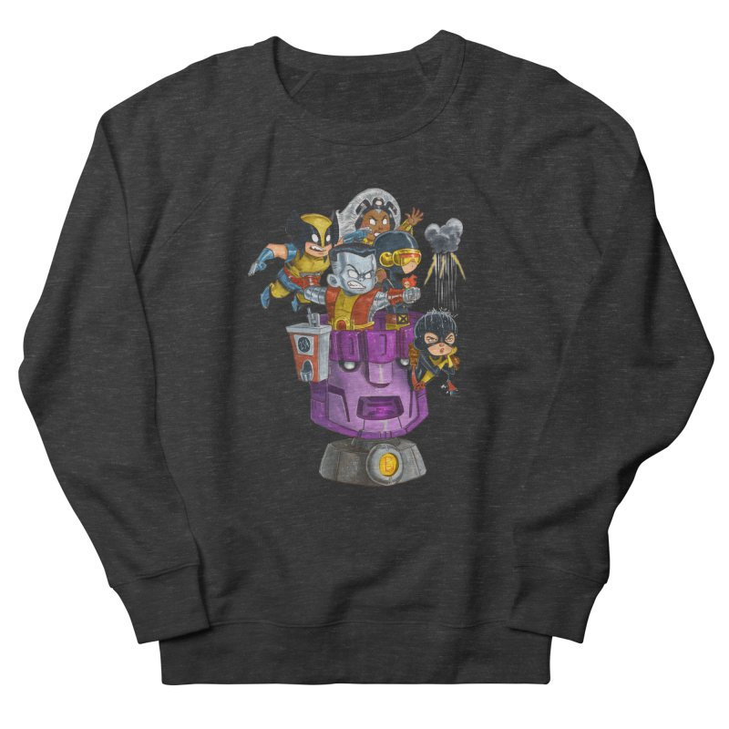X Marks The Spot Men's Sweatshirt by Patrick Ballesteros Art Shop