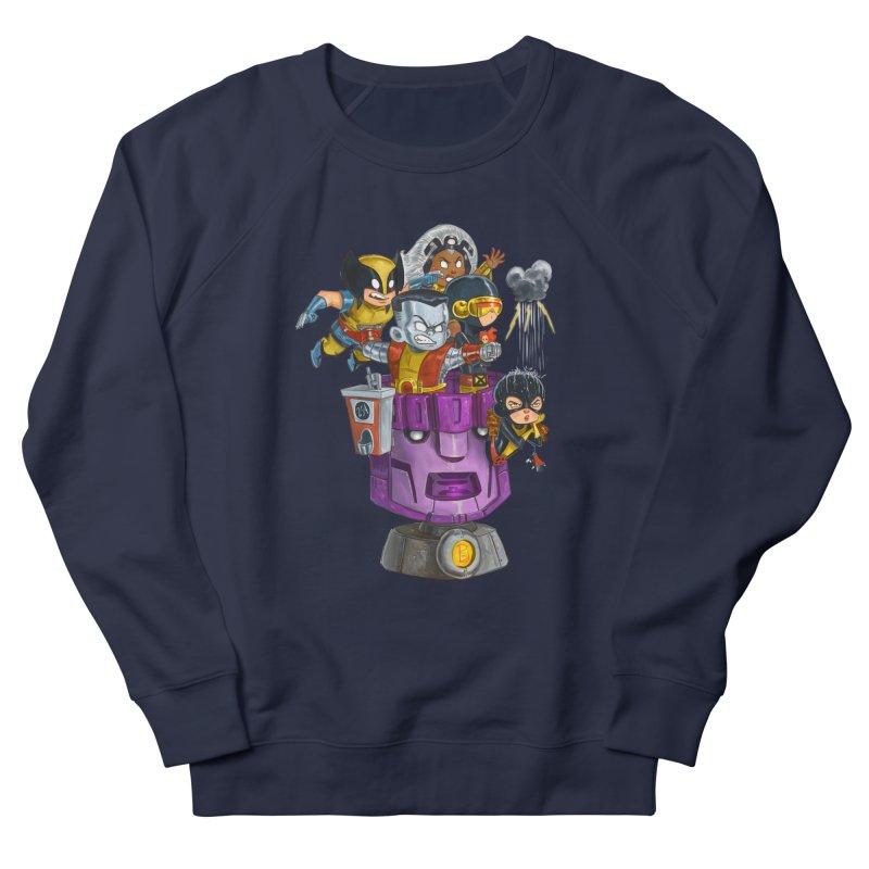 X Marks The Spot Men's Sweatshirt by Patrick Ballesteros Art Shop