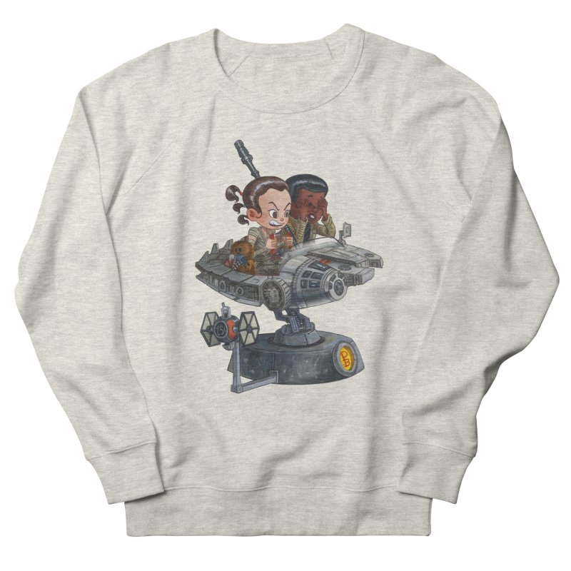 Rey of Sunshine Men's Sweatshirt by Patrick Ballesteros Art Shop