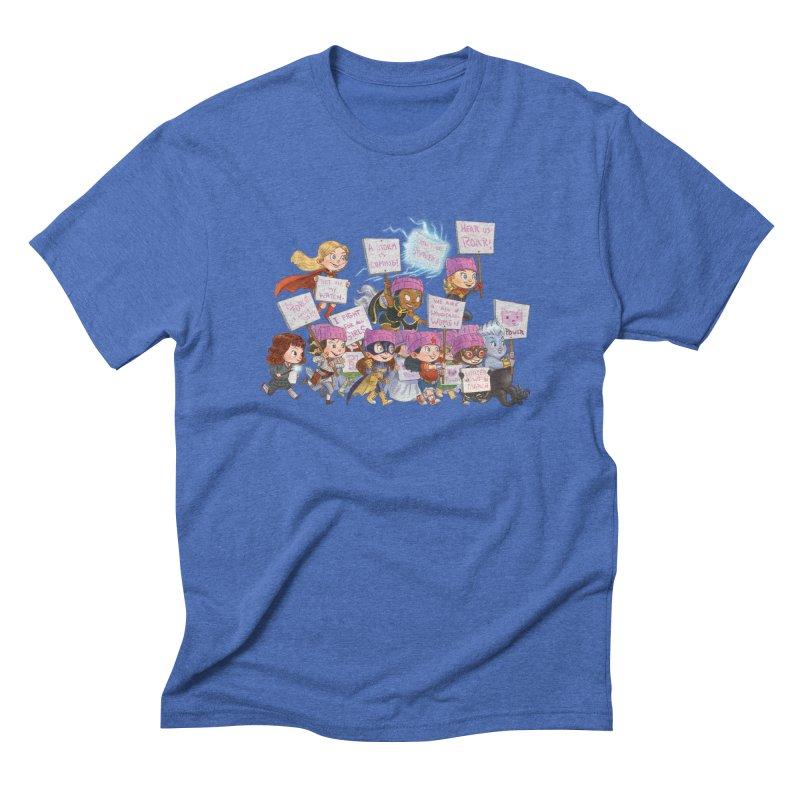 EM-POWERED Men's T-Shirt by Patrick Ballesteros Art Shop
