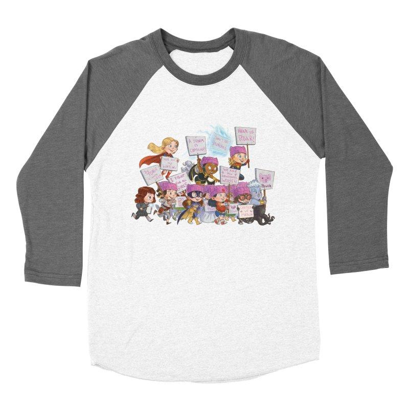 EM-POWERED Men's Baseball Triblend T-Shirt by Patrick Ballesteros Art Shop