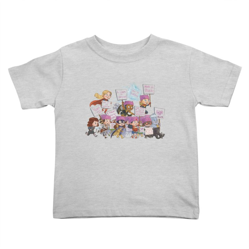 EM-POWERED Kids Toddler T-Shirt by Patrick Ballesteros Art Shop