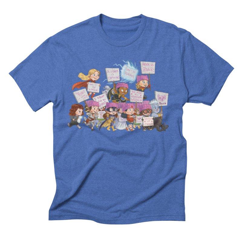 EM-POWERED Men's T-Shirt by Patrick Ballesteros