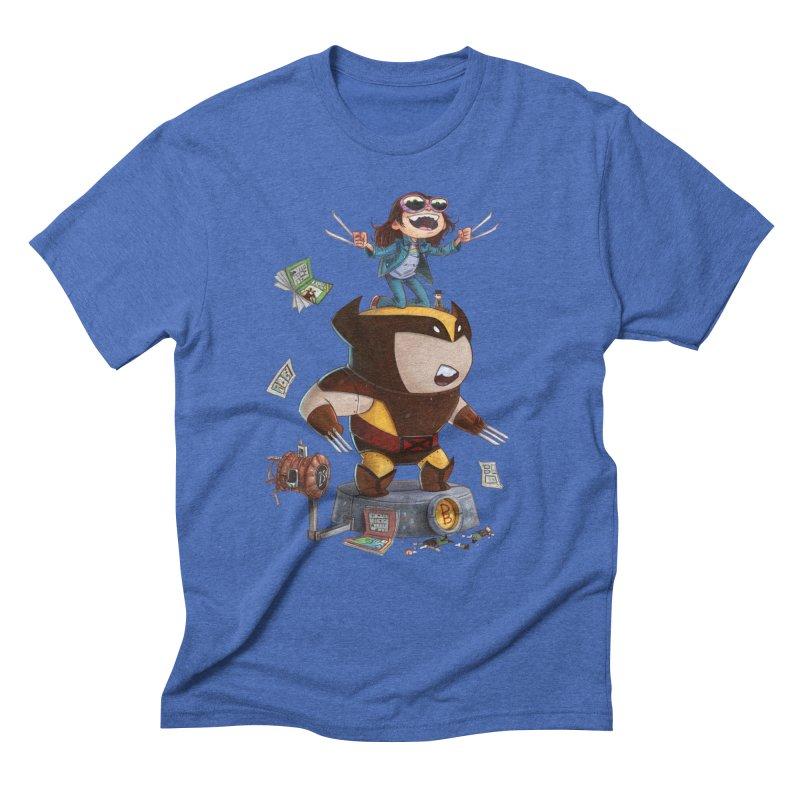 Logan's Run Men's T-Shirt by Patrick Ballesteros