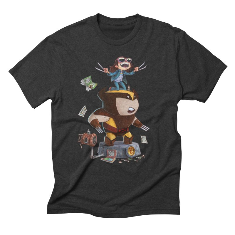 Logan's Run Men's Triblend T-shirt by Patrick Ballesteros Art Shop
