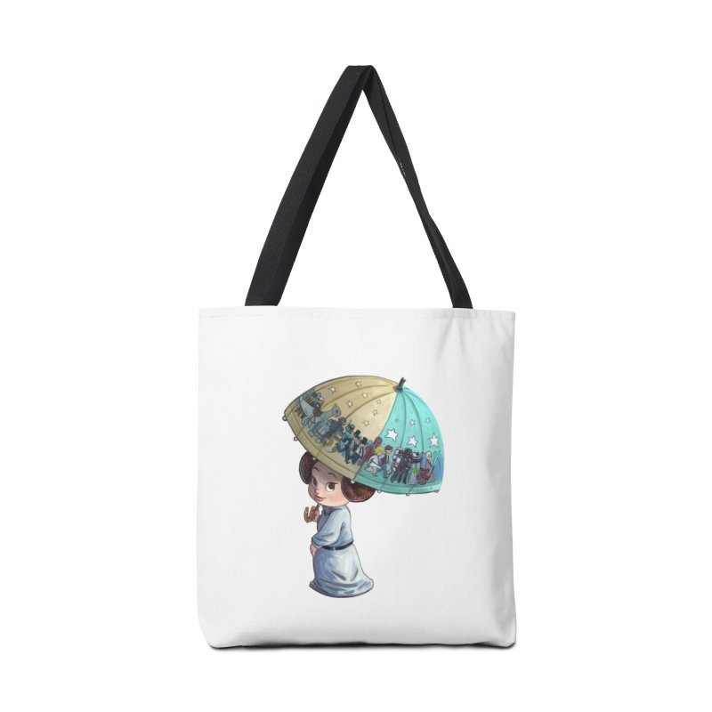 FAREWELL Accessories Bag by Patrick Ballesteros Art Shop
