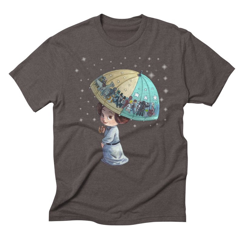 FAREWELL Men's T-Shirt by Patrick Ballesteros