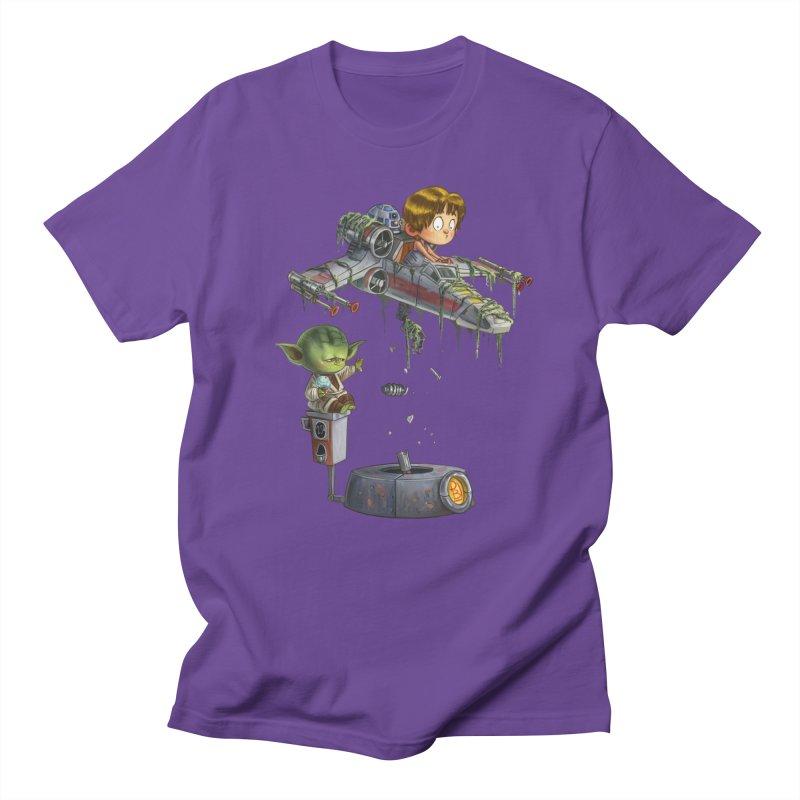 YO-DA Man Men's T-Shirt by Patrick Ballesteros Art Shop