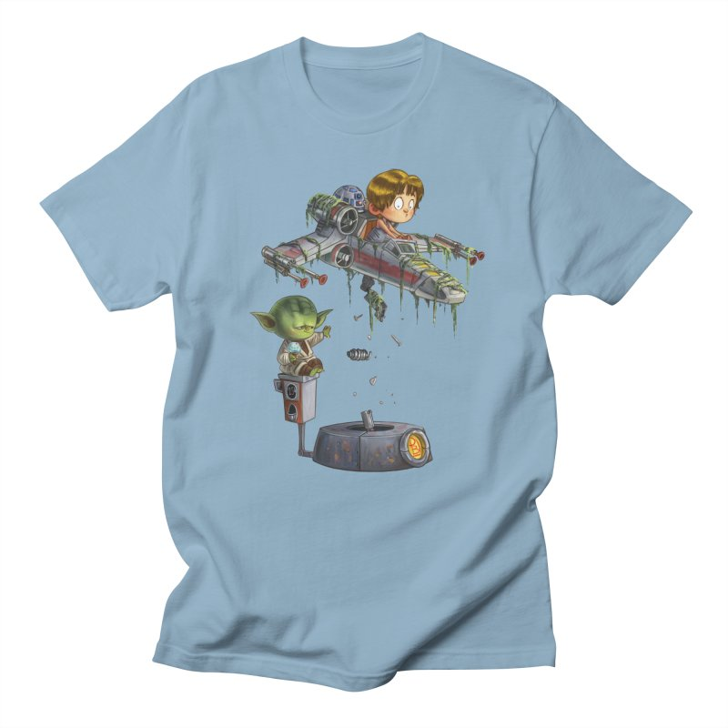 YO-DA Man Men's T-Shirt by Patrick Ballesteros Art Shop
