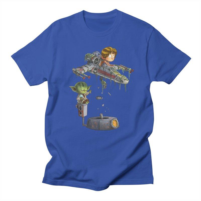 YO-DA Man Women's Regular Unisex T-Shirt by Patrick Ballesteros Art Shop