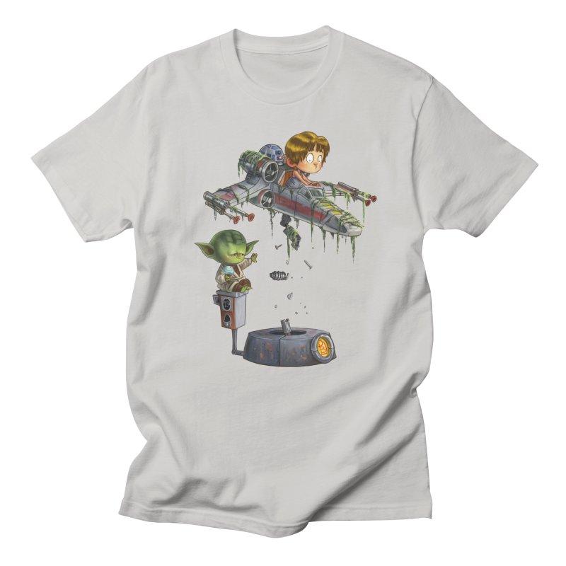 YO-DA Man Men's T-Shirt by Patrick Ballesteros
