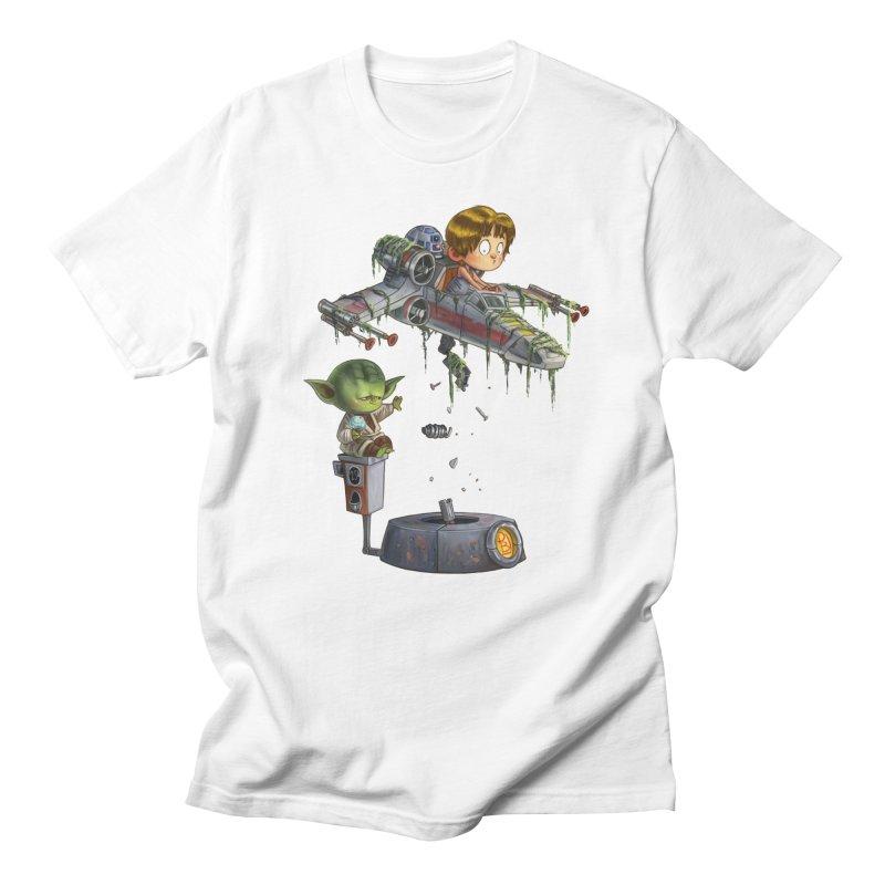 YO-DA Man Men's Regular T-Shirt by Patrick Ballesteros