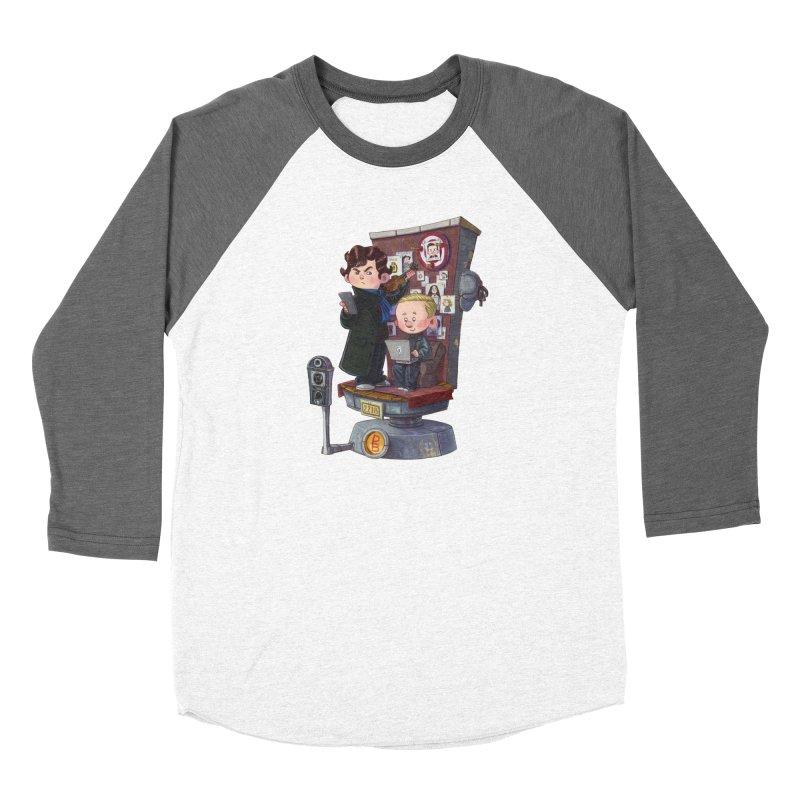 Get A Clue Women's Longsleeve T-Shirt by Patrick Ballesteros