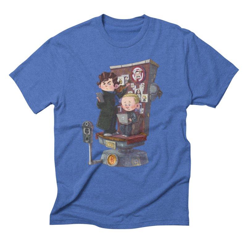 Get A Clue Men's T-Shirt by Patrick Ballesteros
