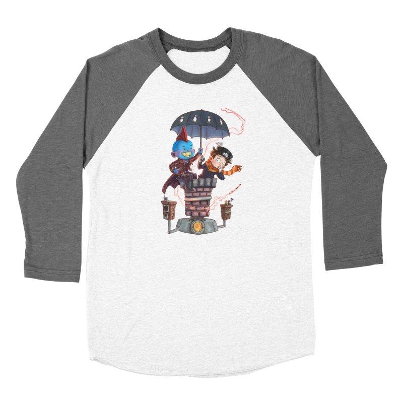 ELEMENTAL FUN Women's Longsleeve T-Shirt by Patrick Ballesteros