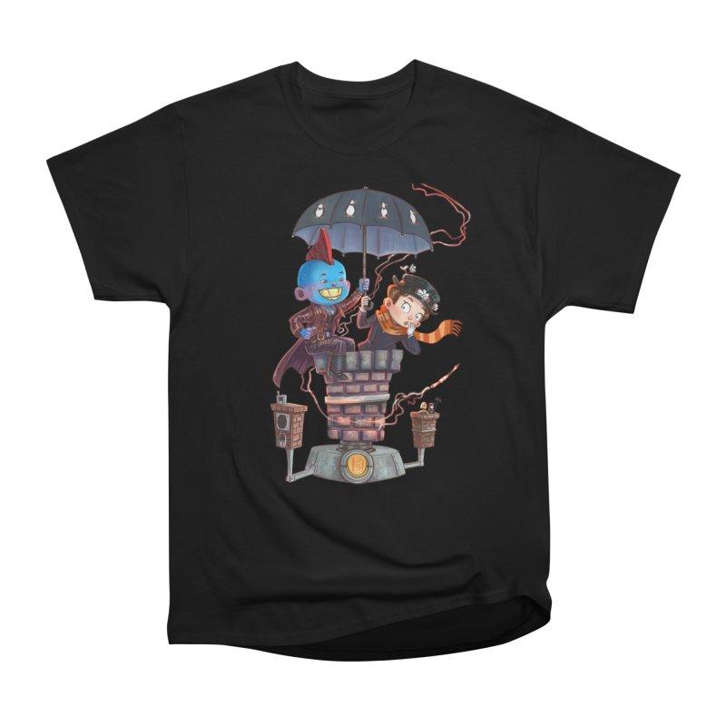 ELEMENTAL FUN Women's Heavyweight Unisex T-Shirt by Patrick Ballesteros Art Shop