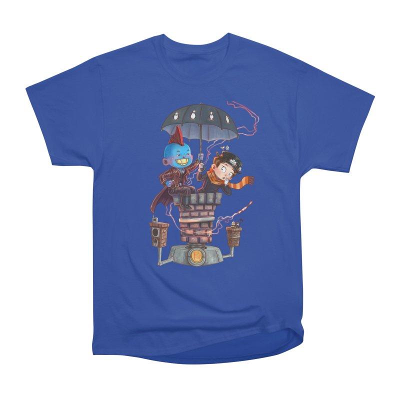ELEMENTAL FUN Women's Classic Unisex T-Shirt by Patrick Ballesteros Art Shop