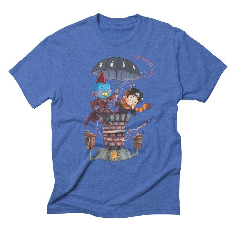ELEMENTAL FUN Men's T-Shirt by Patrick Ballesteros
