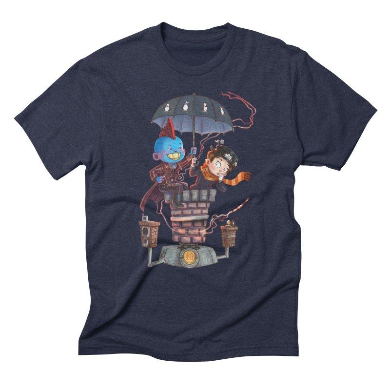 ELEMENTAL FUN Men's Triblend T-Shirt by Patrick Ballesteros Art Shop