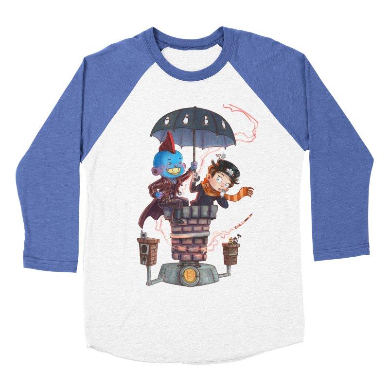ELEMENTAL FUN Women's Baseball Triblend T-Shirt by Patrick Ballesteros Art Shop