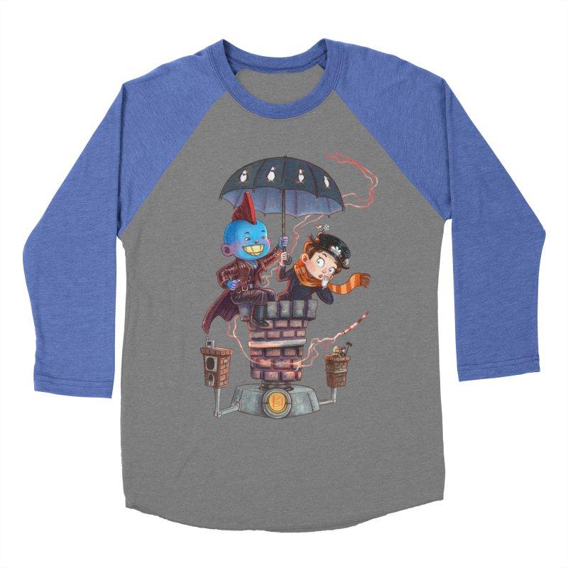 ELEMENTAL FUN Men's Baseball Triblend Longsleeve T-Shirt by Patrick Ballesteros Art Shop
