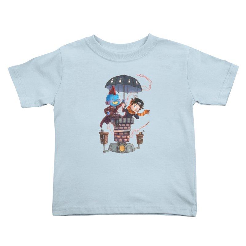 ELEMENTAL FUN Kids Toddler T-Shirt by Patrick Ballesteros