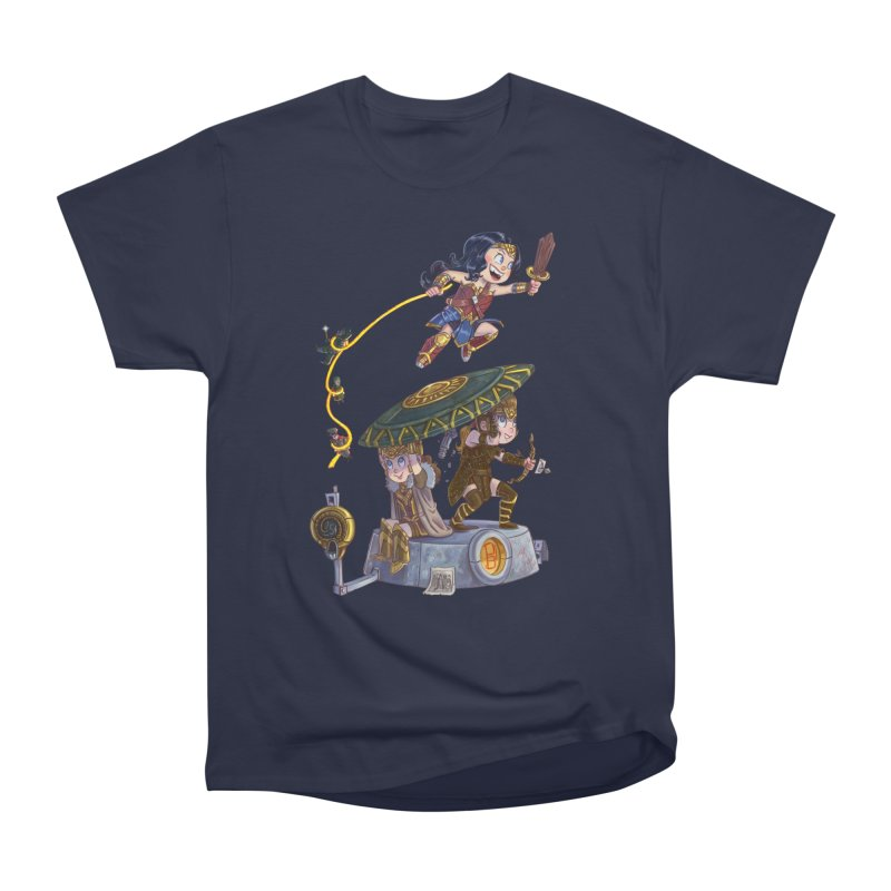 AMAZON PRIDE Women's Heavyweight Unisex T-Shirt by Patrick Ballesteros Art Shop