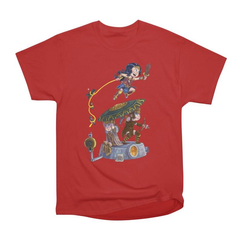 AMAZON PRIDE Women's Classic Unisex T-Shirt by Patrick Ballesteros Art Shop