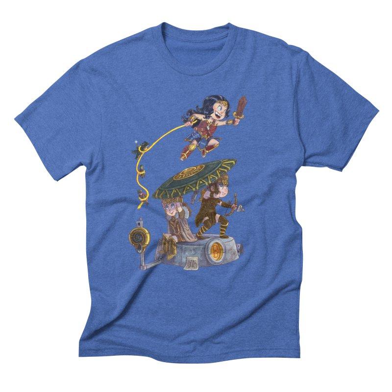 AMAZON PRIDE Men's T-Shirt by Patrick Ballesteros