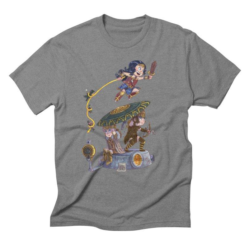 AMAZON PRIDE Men's Triblend T-Shirt by Patrick Ballesteros Art Shop