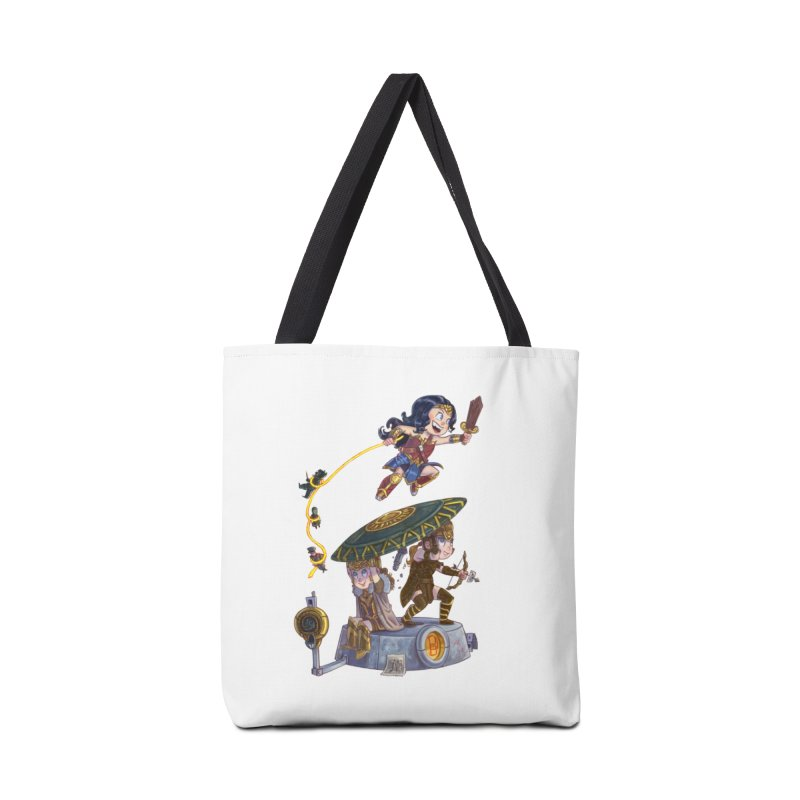 AMAZON PRIDE Accessories Bag by Patrick Ballesteros Art Shop