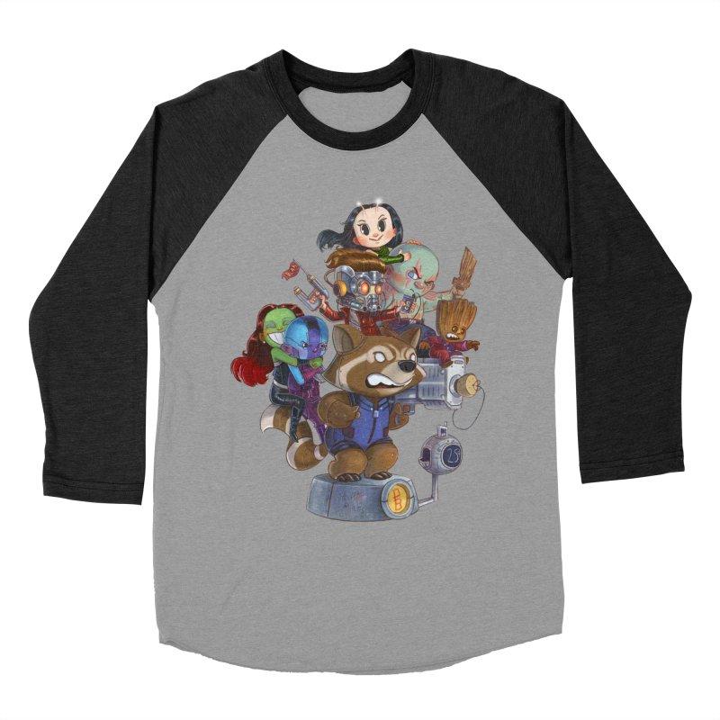 EGO CHECK Women's Baseball Triblend T-Shirt by Patrick Ballesteros Art Shop