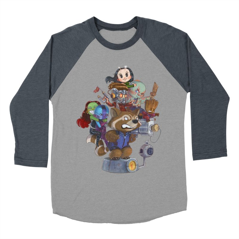 EGO CHECK Men's Baseball Triblend Longsleeve T-Shirt by Patrick Ballesteros Art Shop