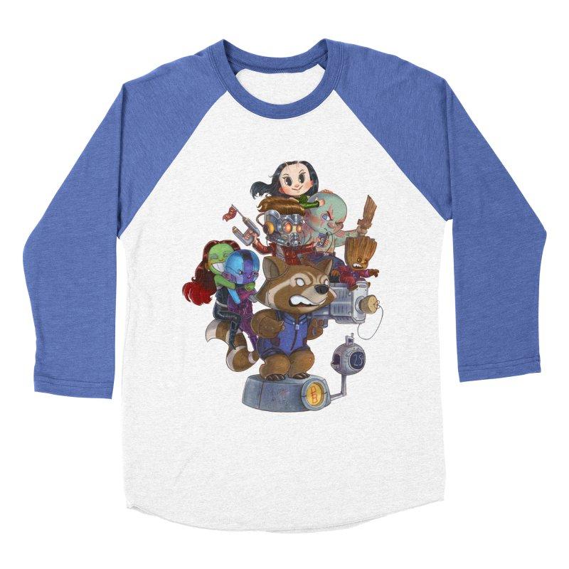EGO CHECK Men's Baseball Triblend T-Shirt by Patrick Ballesteros Art Shop