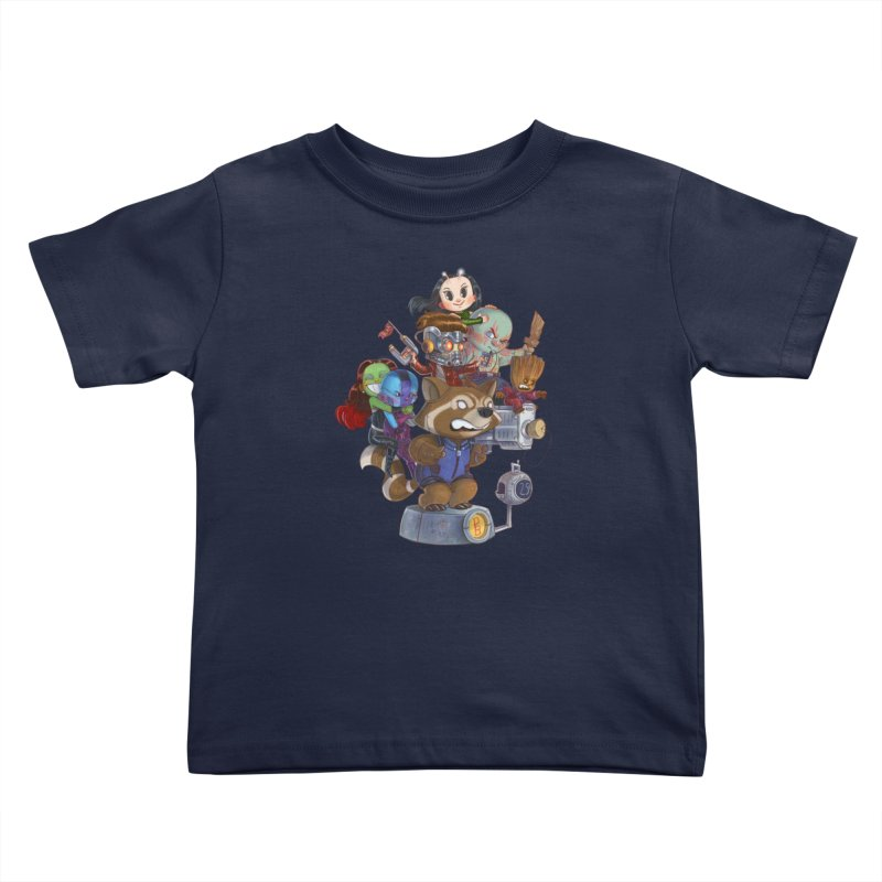 EGO CHECK Kids Toddler T-Shirt by Patrick Ballesteros Art Shop