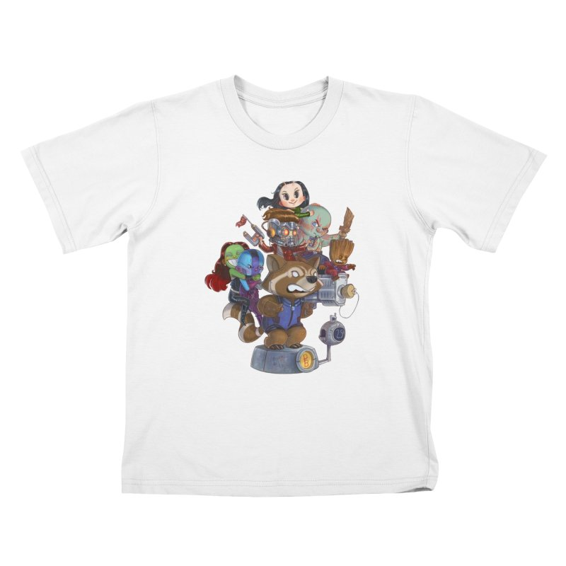 EGO CHECK Kids T-Shirt by Patrick Ballesteros Art Shop
