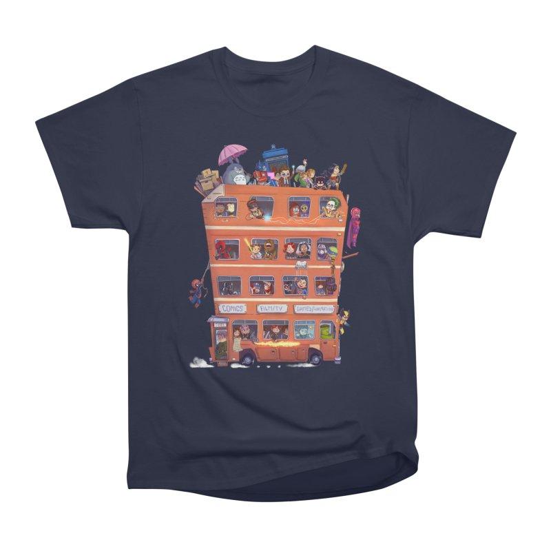 CON KIDS Women's Classic Unisex T-Shirt by Patrick Ballesteros Art Shop