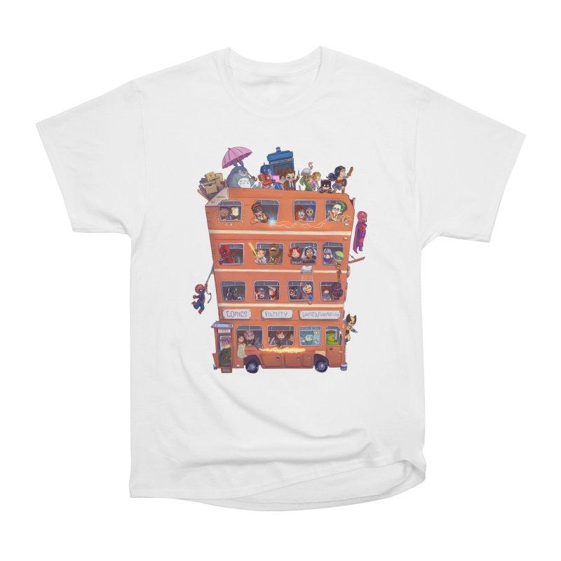 CON KIDS Women's T-Shirt by Patrick Ballesteros