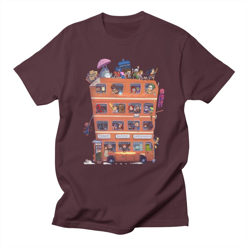 CON KIDS Men's T-Shirt by Patrick Ballesteros Art Shop