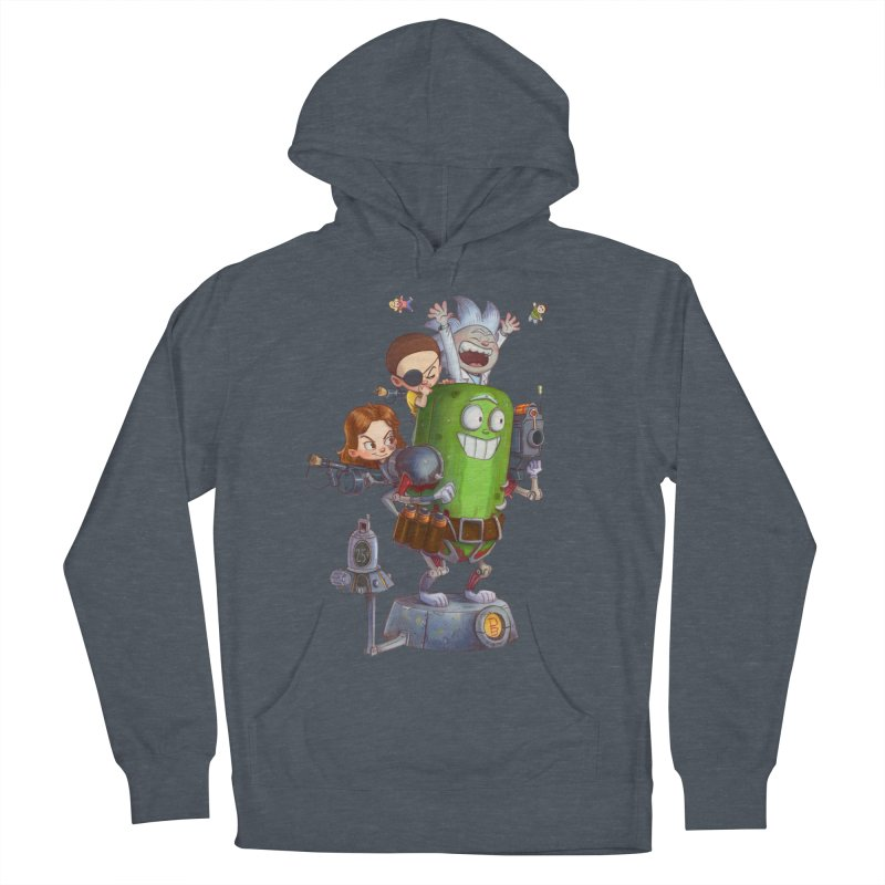 In A Pickle Men's Pullover Hoody by Patrick Ballesteros Art Shop
