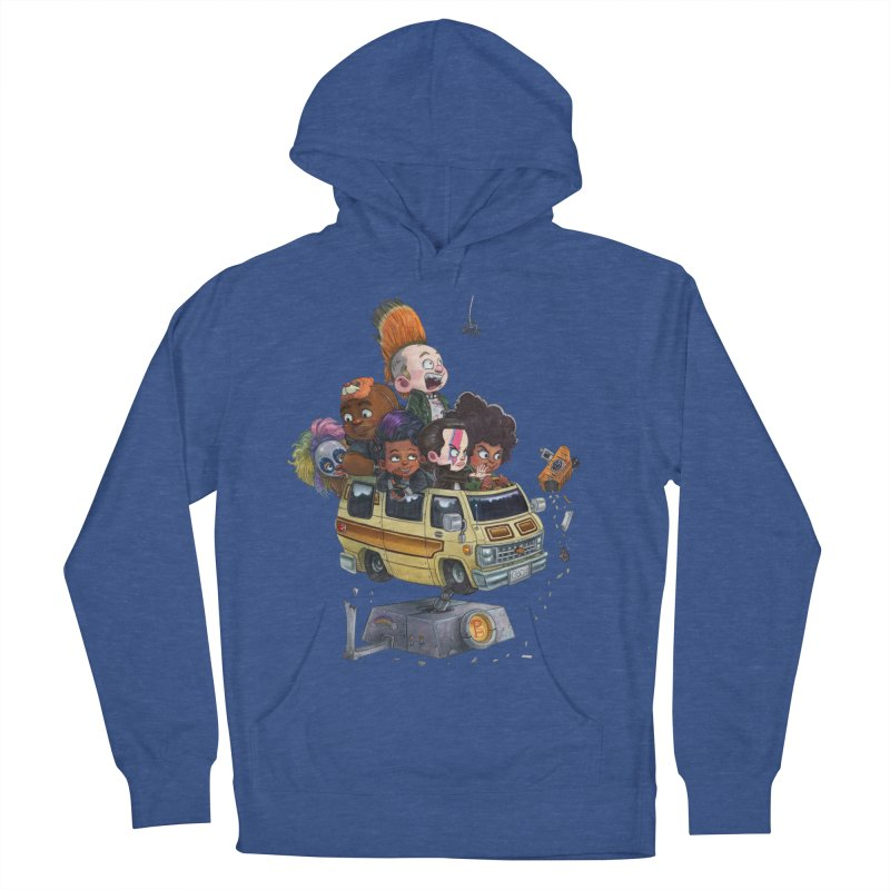 Punky Sisters Men's Pullover Hoody by Patrick Ballesteros Art Shop