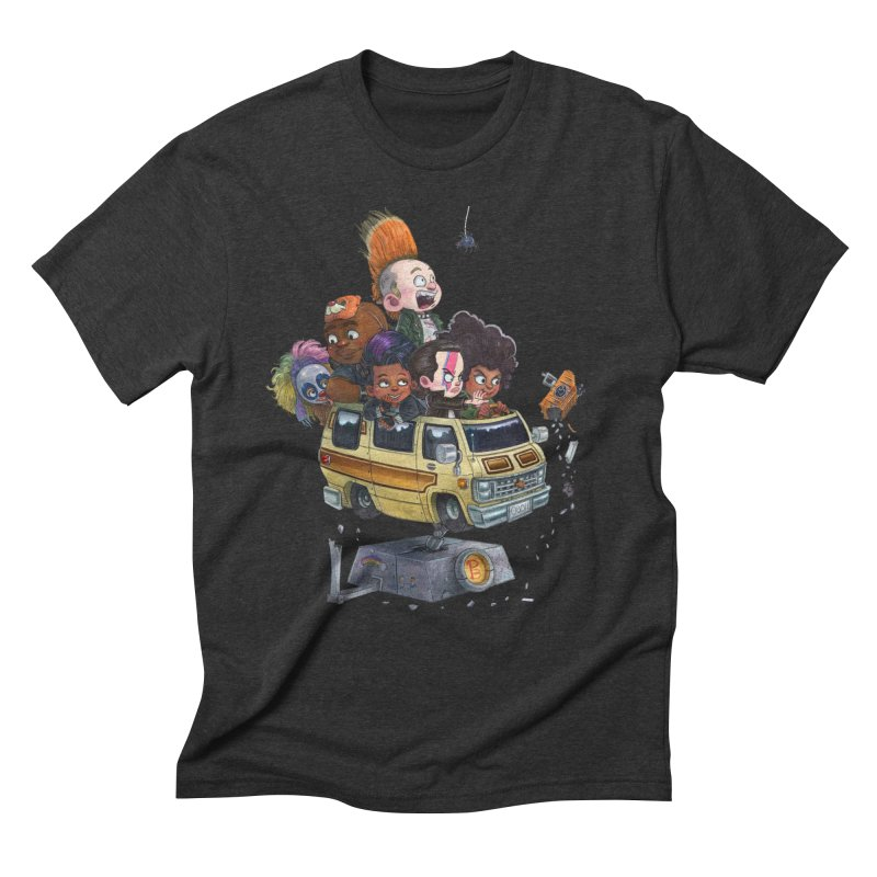 Punky Sisters Men's Triblend T-Shirt by Patrick Ballesteros Art Shop