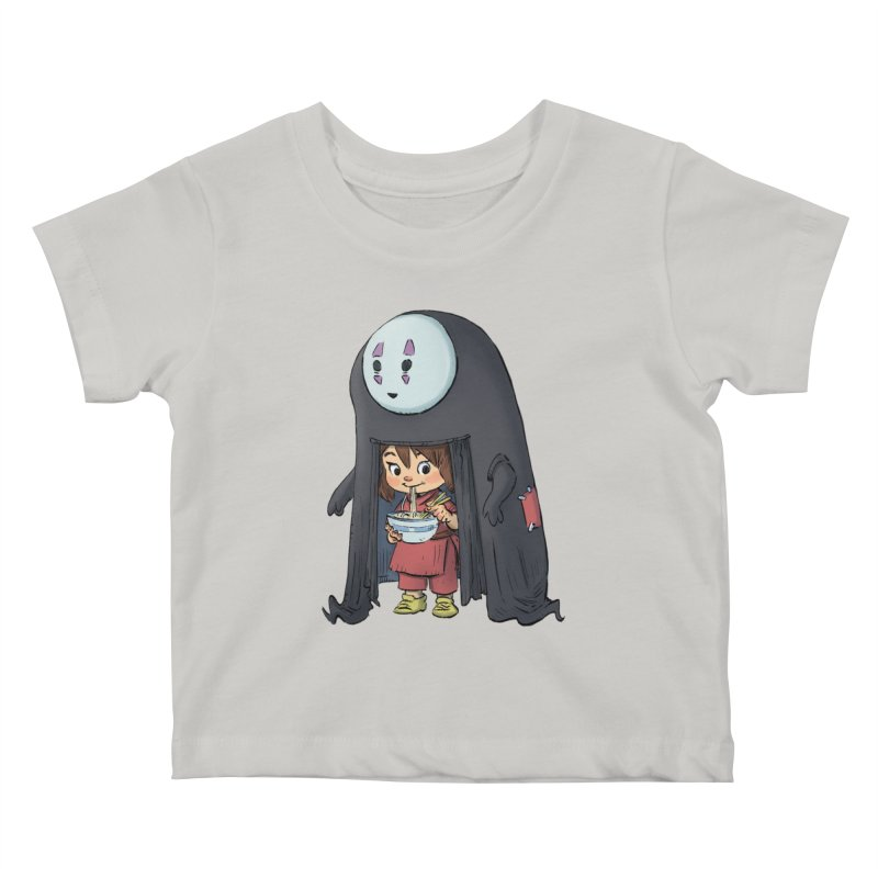 Spirited Ramen Kids Baby T-Shirt by Patrick Ballesteros Art Shop