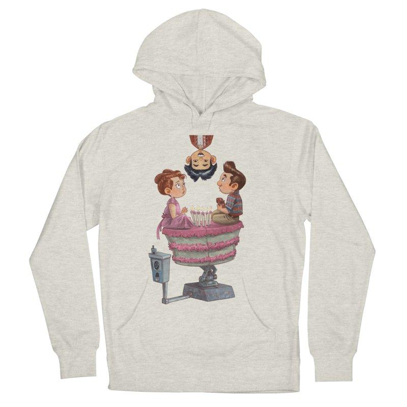 SIX TEENIE CANDLES Women's Pullover Hoody by Patrick Ballesteros Art Shop
