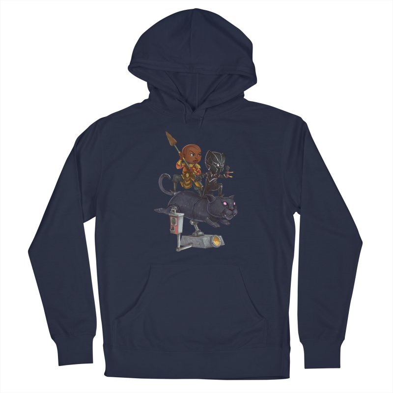 Sneak Attack Women's Pullover Hoody by Patrick Ballesteros
