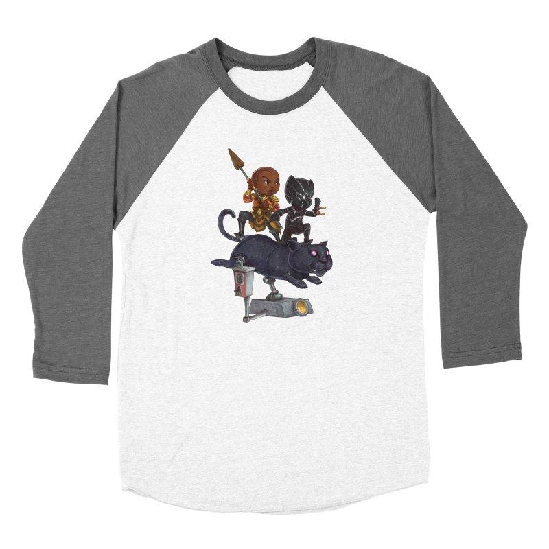 Sneak Attack Women's Longsleeve T-Shirt by Patrick Ballesteros