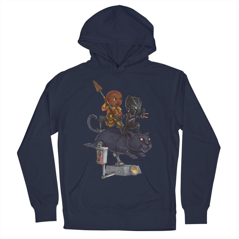 Sneak Attack Women's French Terry Pullover Hoody by Patrick Ballesteros Art Shop