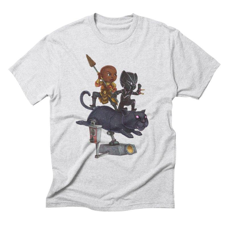 Sneak Attack Men's Triblend T-Shirt by Patrick Ballesteros Art Shop