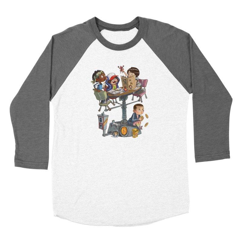 Stranger Danger Women's Longsleeve T-Shirt by Patrick Ballesteros