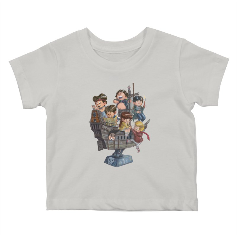 Hey You Guys Kids Baby T-Shirt by Patrick Ballesteros Art Shop